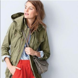 J. Crew • Boyfriend Fatigue Jacket
